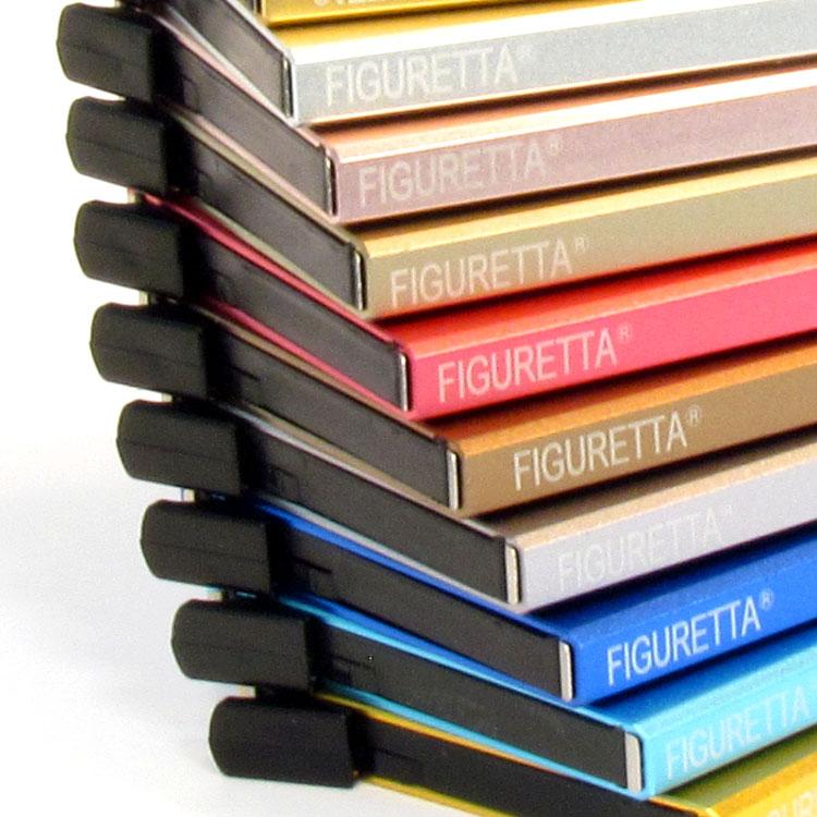 Figuretta RFID Aluminium Cardprotectors