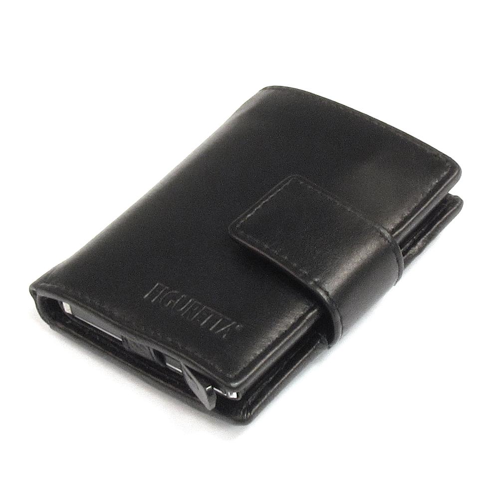 Stijlvolle portemonnee met cardprotector